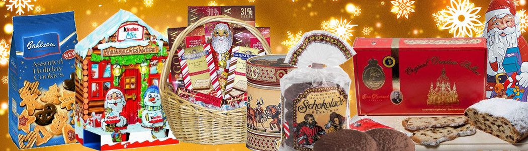 German Christmas Candy  German line Store Shop German Gifts Foods & Products