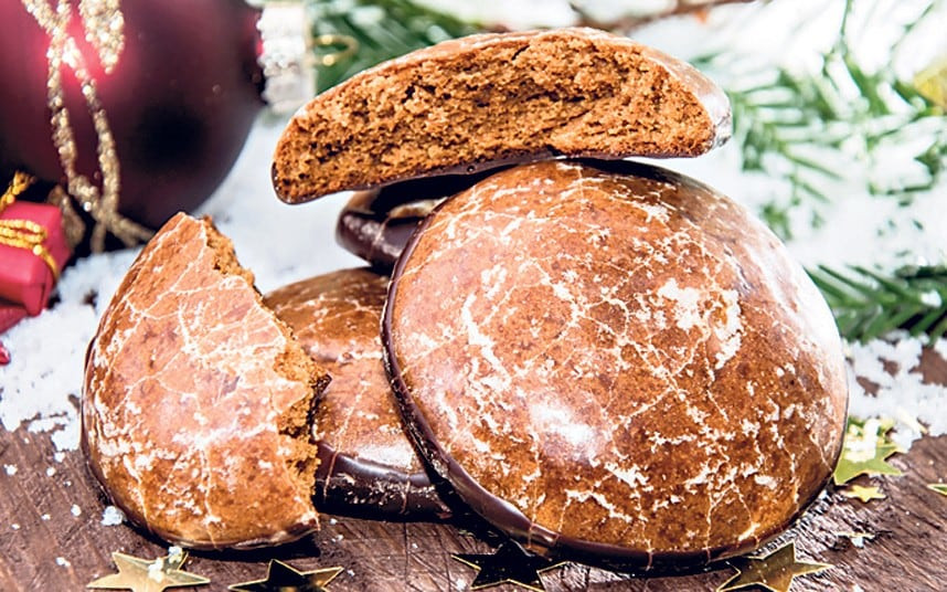 German Christmas Cookies Lebkuchen  Lebkuchen recipe Telegraph