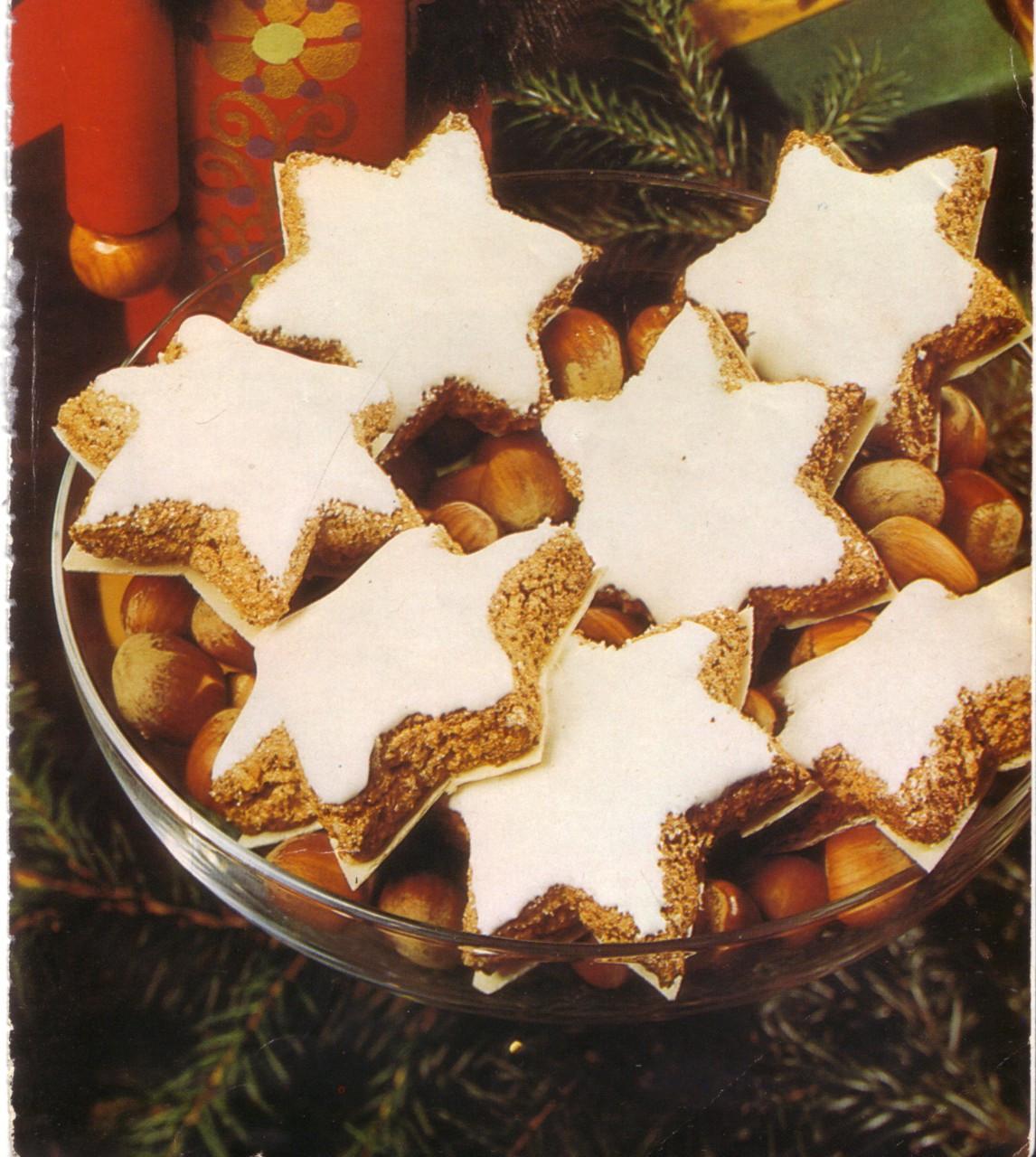 German Christmas Cookies  Hazelnut Cookies from Trier • German Recipes