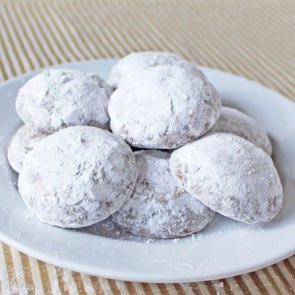 German Christmas Cookies Pfeffernusse  Pfeffernüsse Cookies Recipe