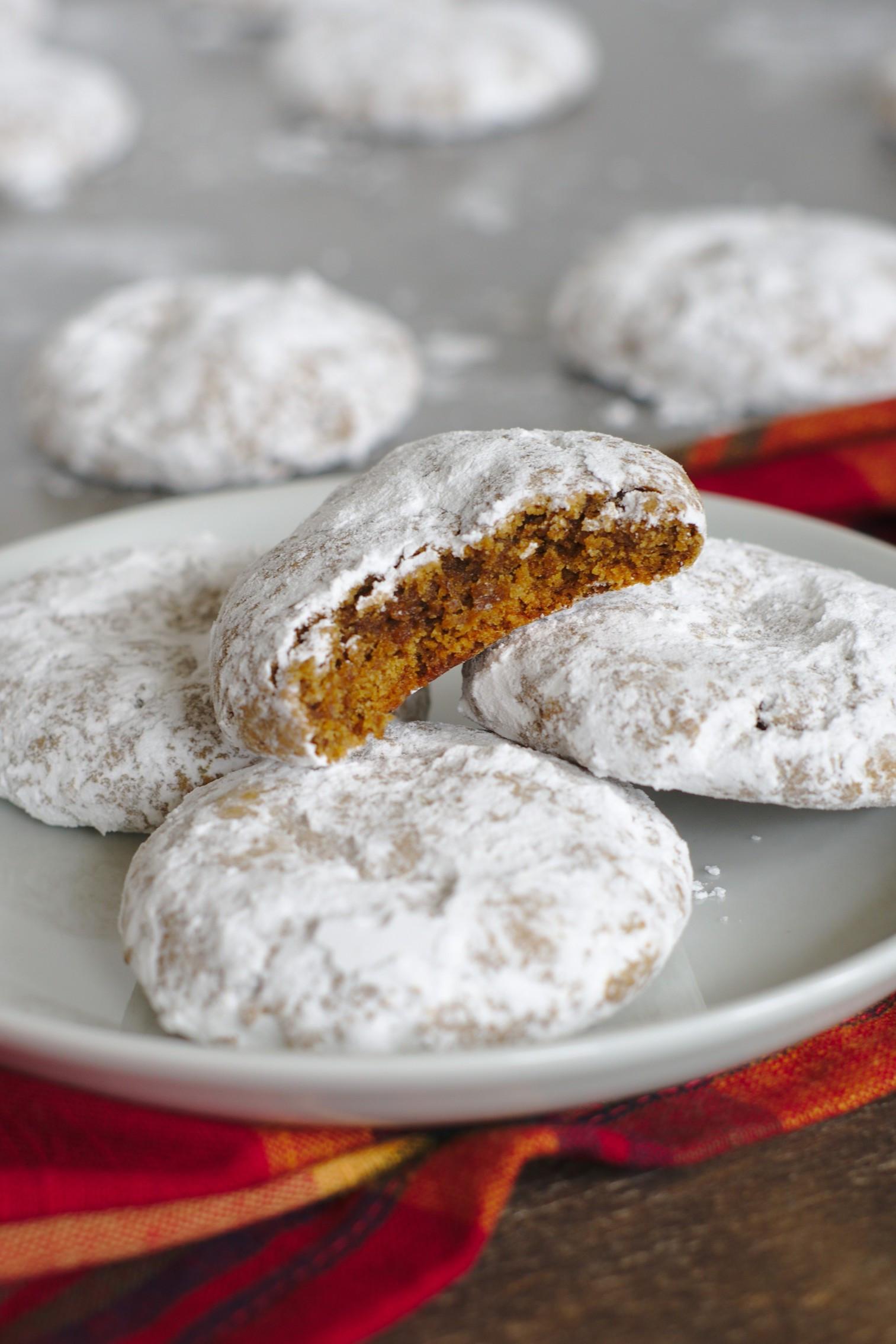 German Christmas Cookies Pfeffernusse  German Pfeffernüsse Cookies Mildly Meandering