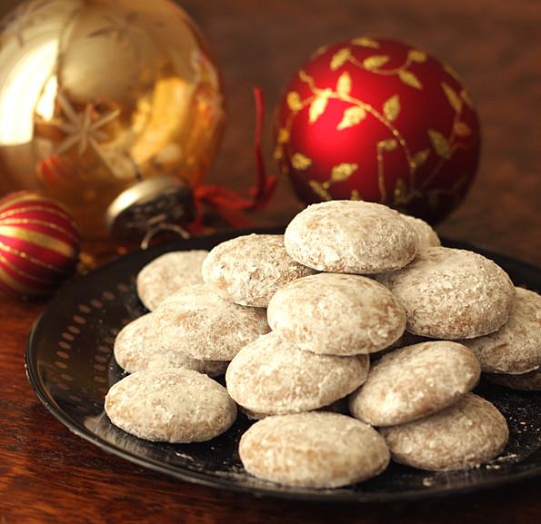 German Christmas Cookies Pfeffernusse  The Top 10 Christmas Cookie Recipes