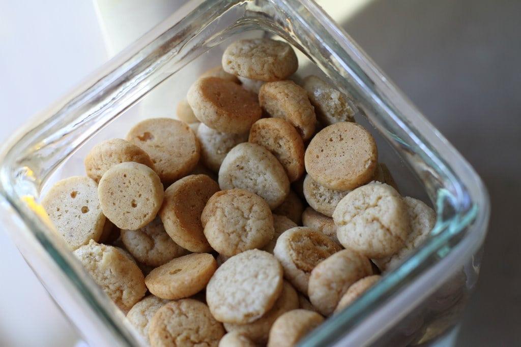 German Christmas Cookies Pfeffernusse  Wednesday Baking