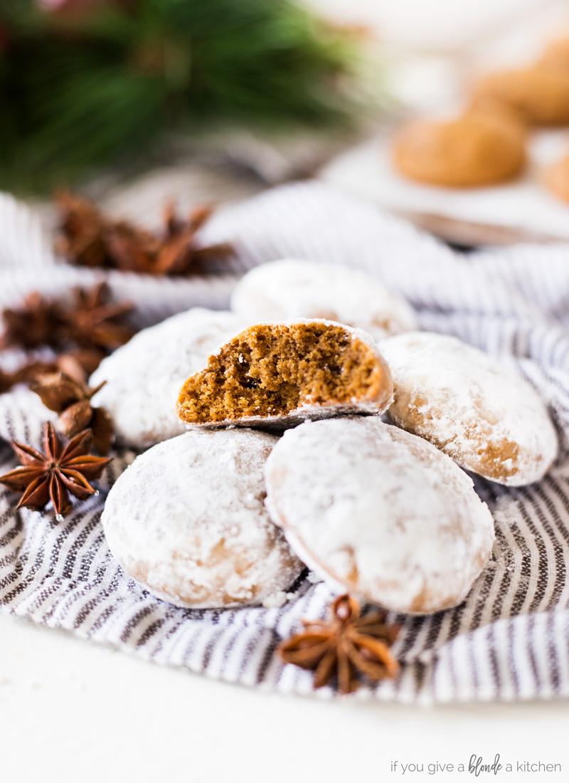German Christmas Cookies Pfeffernusse  Pfeffernusse Cookies