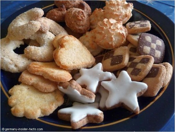 German Christmas Cookies Recipes  Authentic German Christmas Cookies Facts and traditional