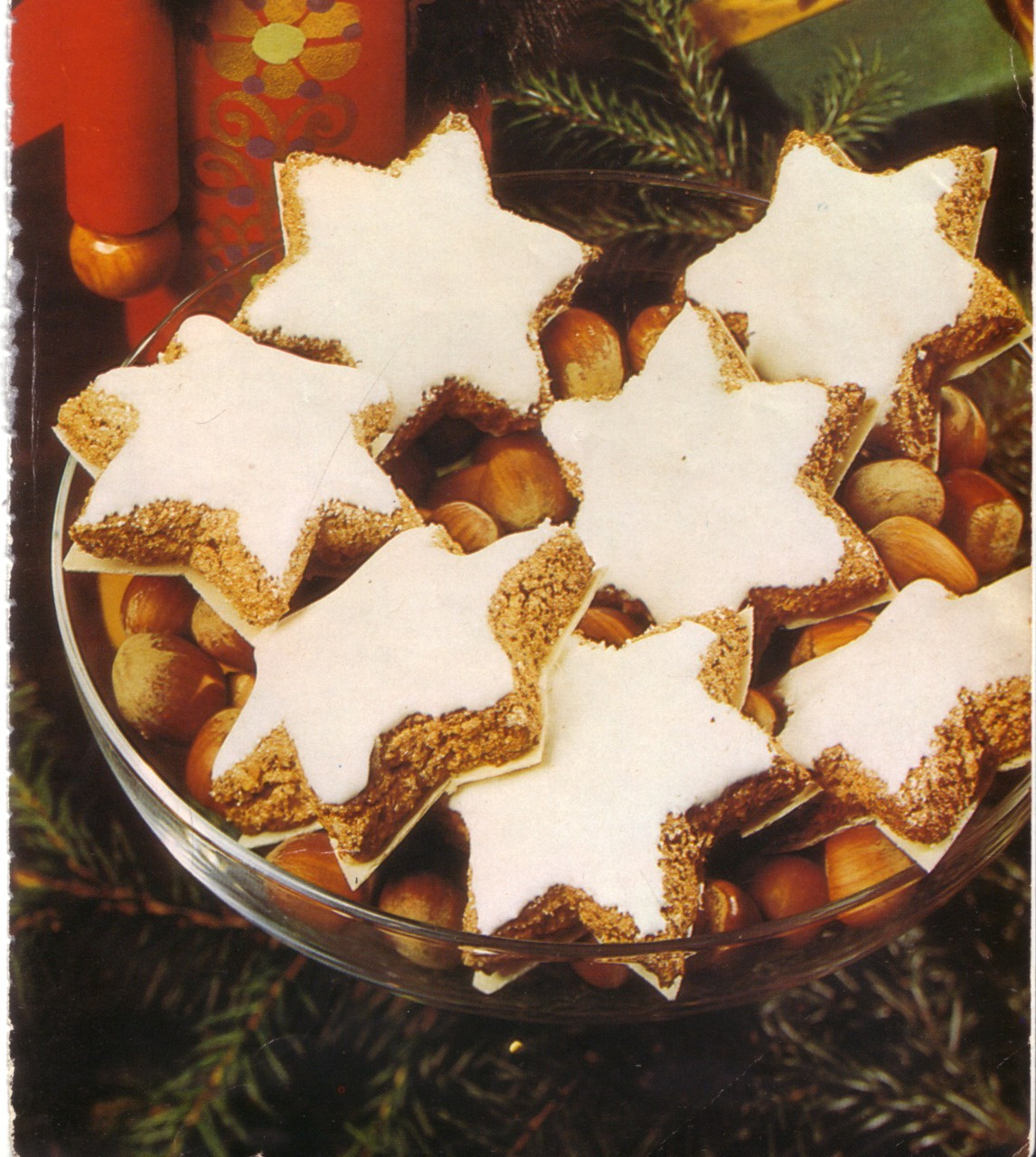 German Christmas Cookies Recipes  Hazelnut Cookies from Trier • German Recipes