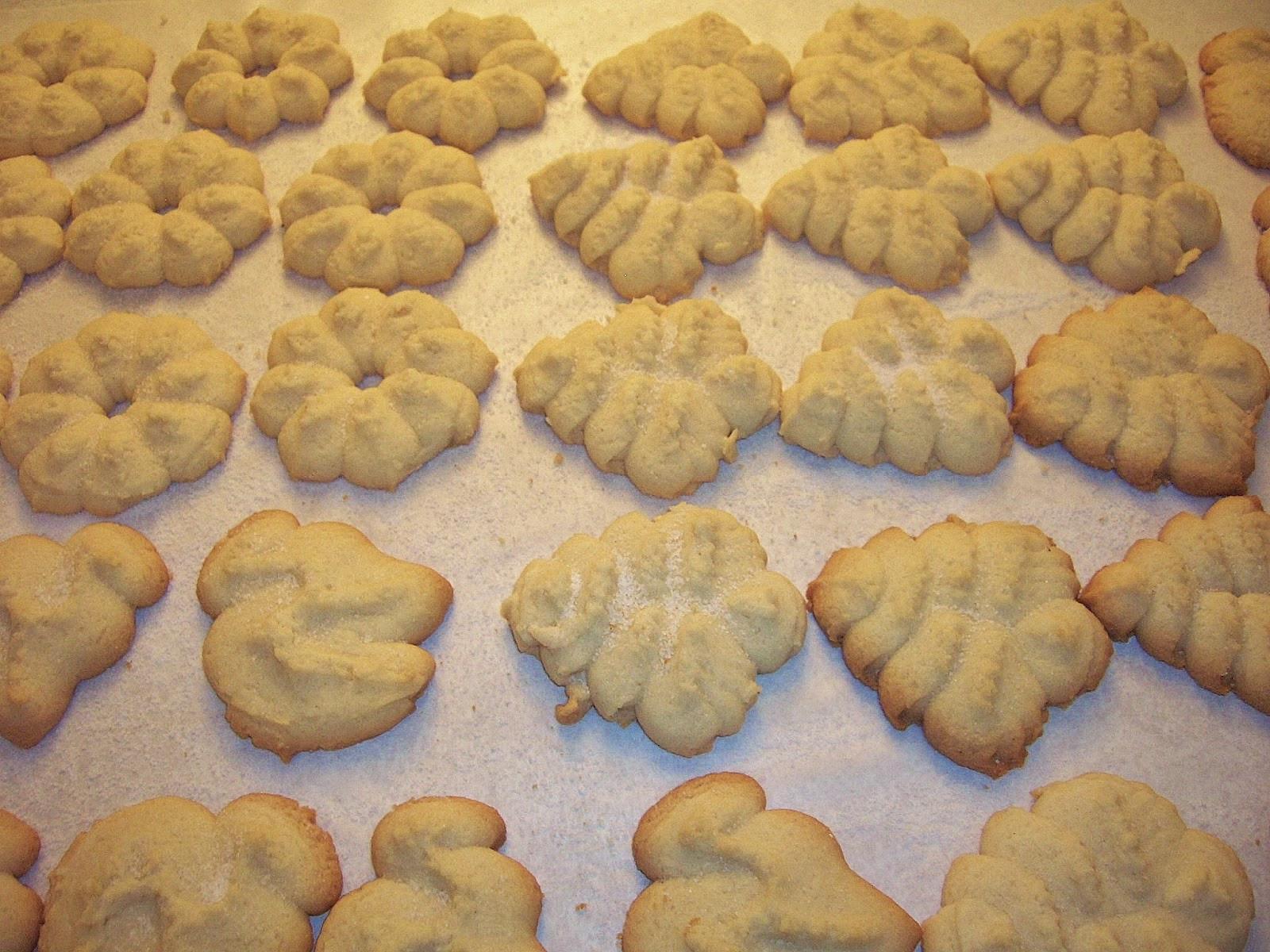Gf Christmas Cookies  Gluten Free Spritz Christmas Cookies Skinny GF Chef