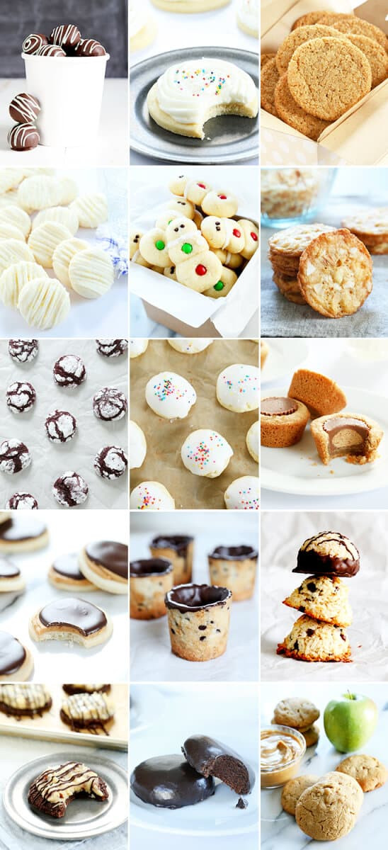 Gf Christmas Cookies  The Very Best Gluten Free Christmas Cookies 2015 Edition