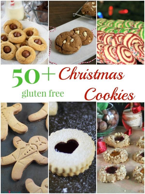 Gf Christmas Cookies  50 Gluten Free Christmas Cookies Faithfully Gluten Free