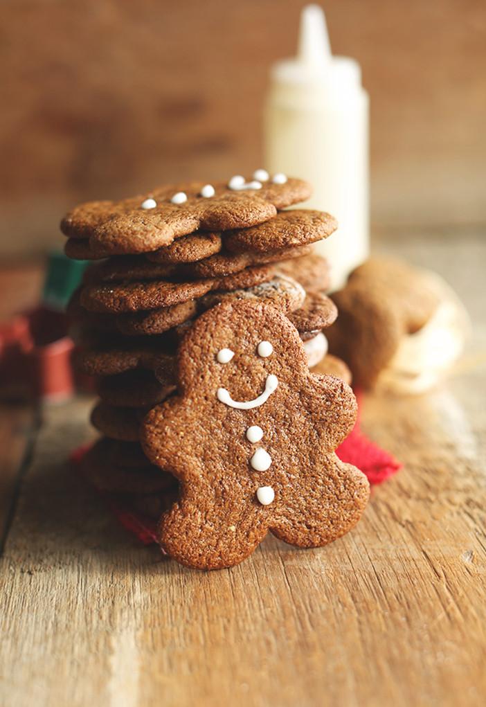 Gf Christmas Cookies  The Best Vegan Christmas Cookies Jillian Harris