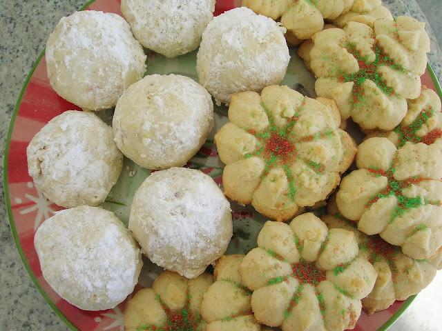 Gf Christmas Cookies  Skinny GF Chef Gluten Free Spritz Christmas Cookies