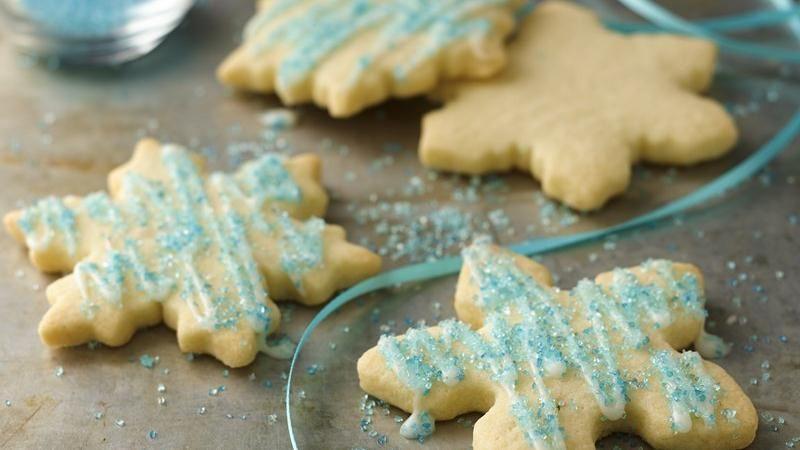 Gf Christmas Cookies  Gluten Free Christmas Sugar Cookies recipe from Betty Crocker