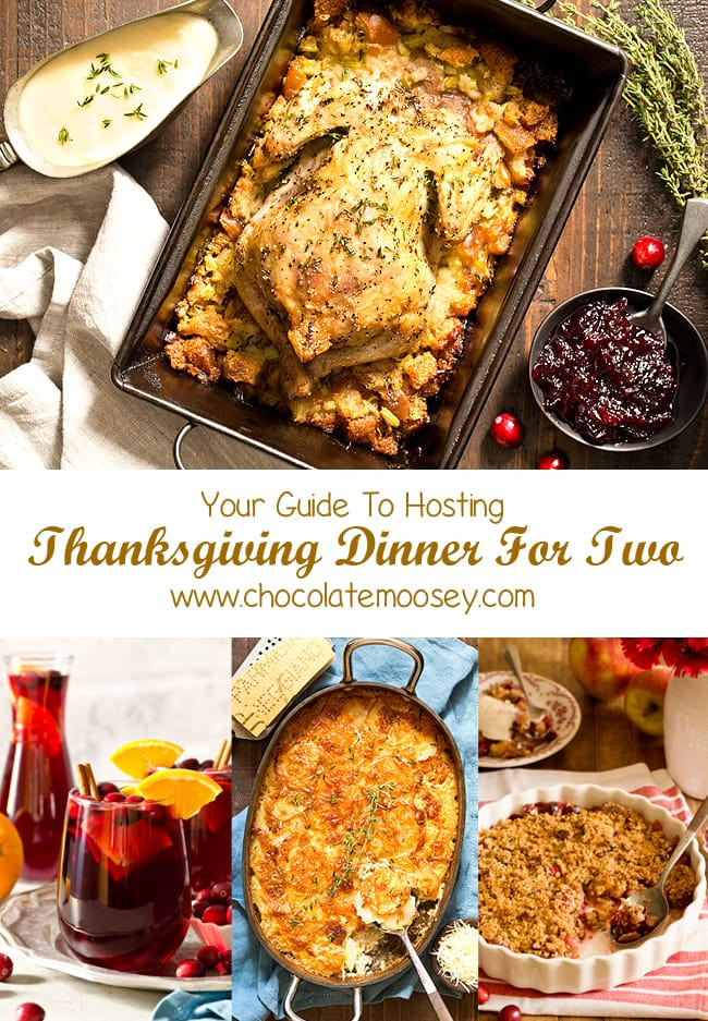 Giant Thanksgiving Turkey Dinner  Thanksgiving Dinner For Two Homemade In The Kitchen