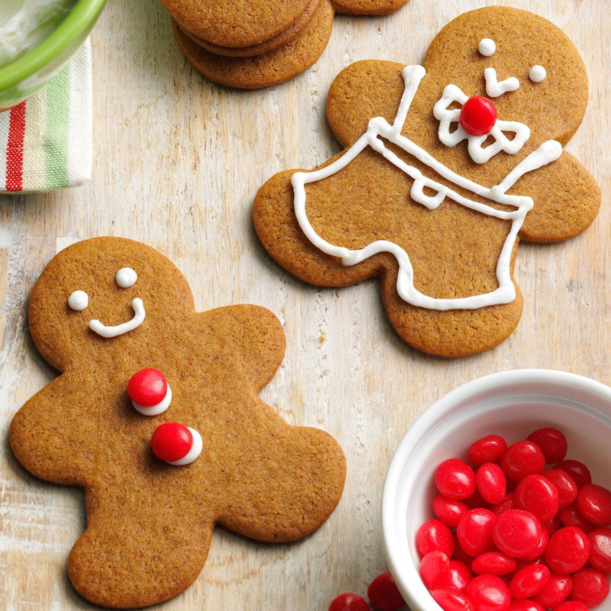Gingerbread Christmas Cookies  Swedish Gingerbread Cookies Recipe