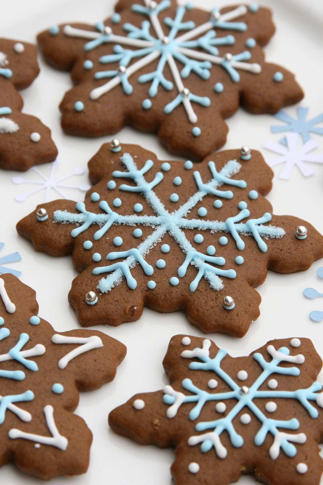 Gingerbread Christmas Cookies  Gingerbread Cookies Recipe – Glorious Treats