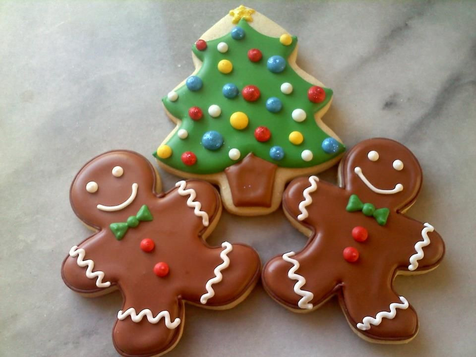 Gingerbread Christmas Cookies  Gingerbread Man Cookies Recipe — Dishmaps