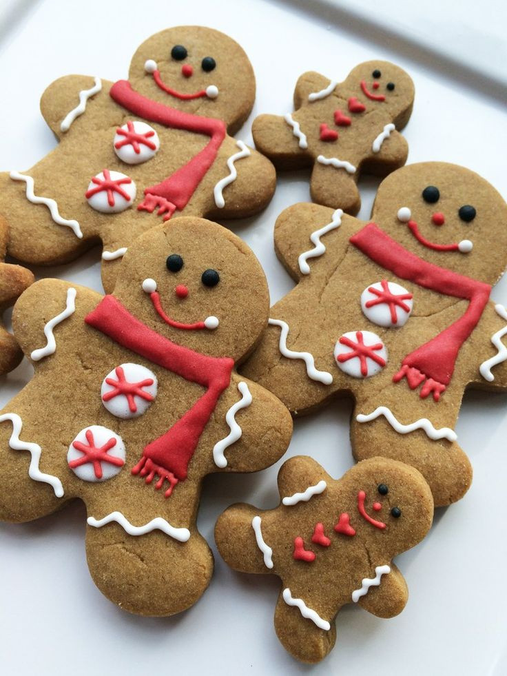 Gingerbread Christmas Cookies  Best 25 Gingerbread cookies ideas on Pinterest