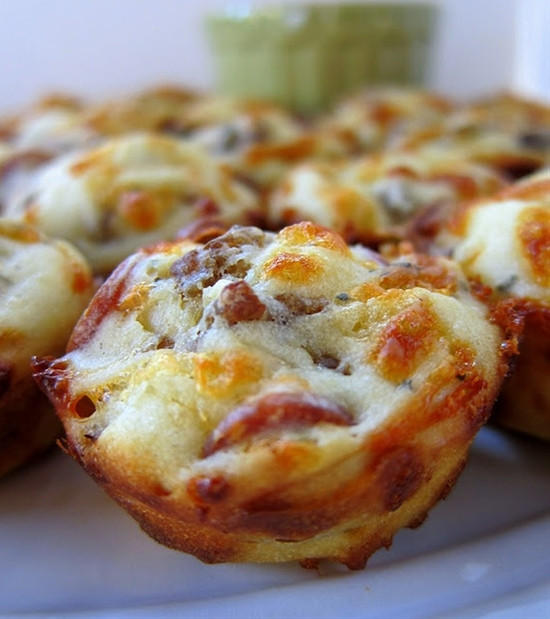 Good Christmas Appetizers  Food & Drink Pinterest Great Party appetizers Pizza Puffs