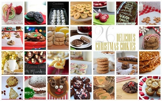 Good Christmas Cookies  homework a creative blog GOOD TASTE Christmas Cookie
