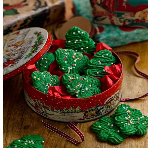 Good Christmas Cookies  Christmas spritz cookies Christmas biscuits Good