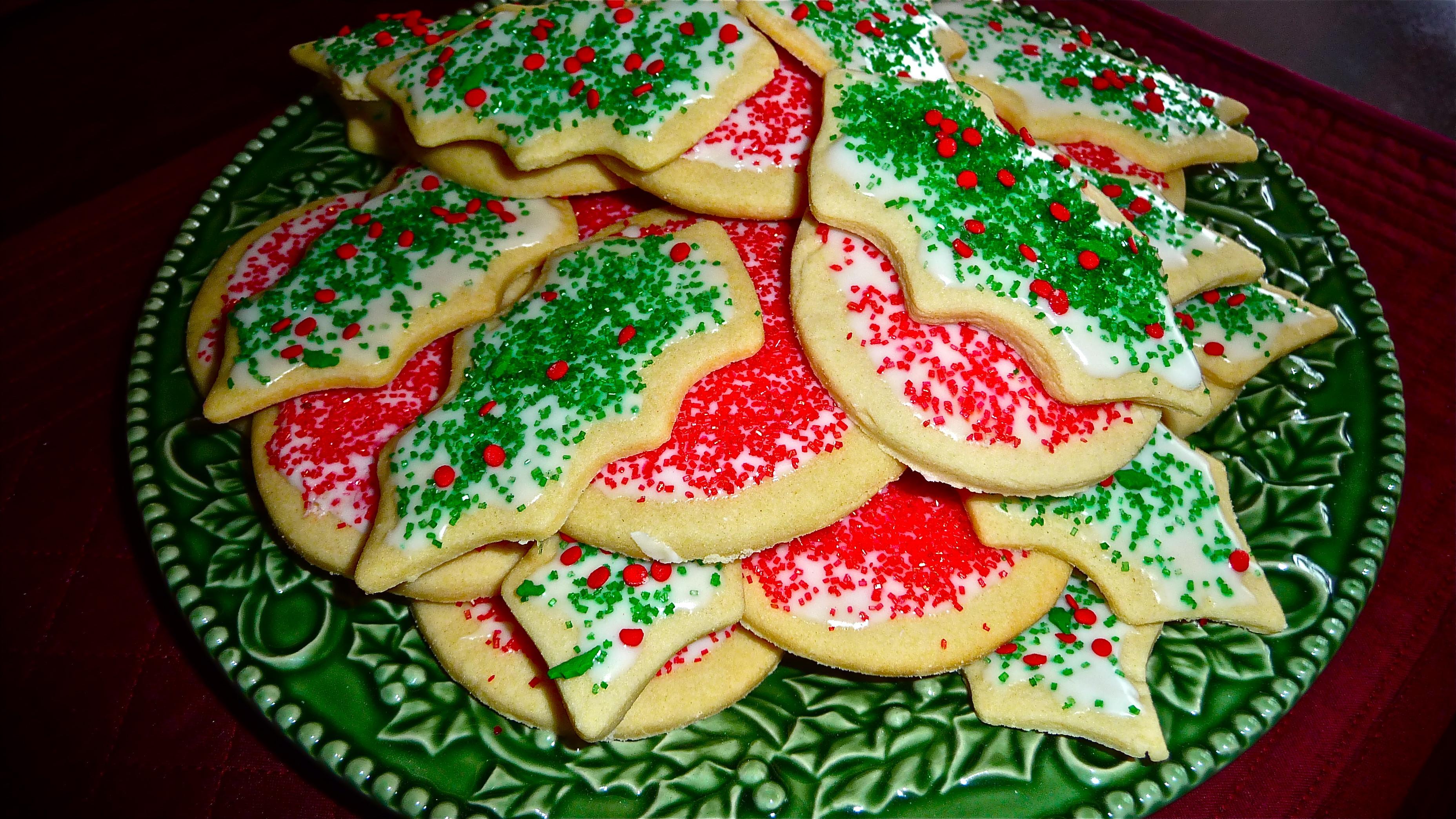 Good Christmas Cookies  A traditional Christmas treat — really good sugar cookies