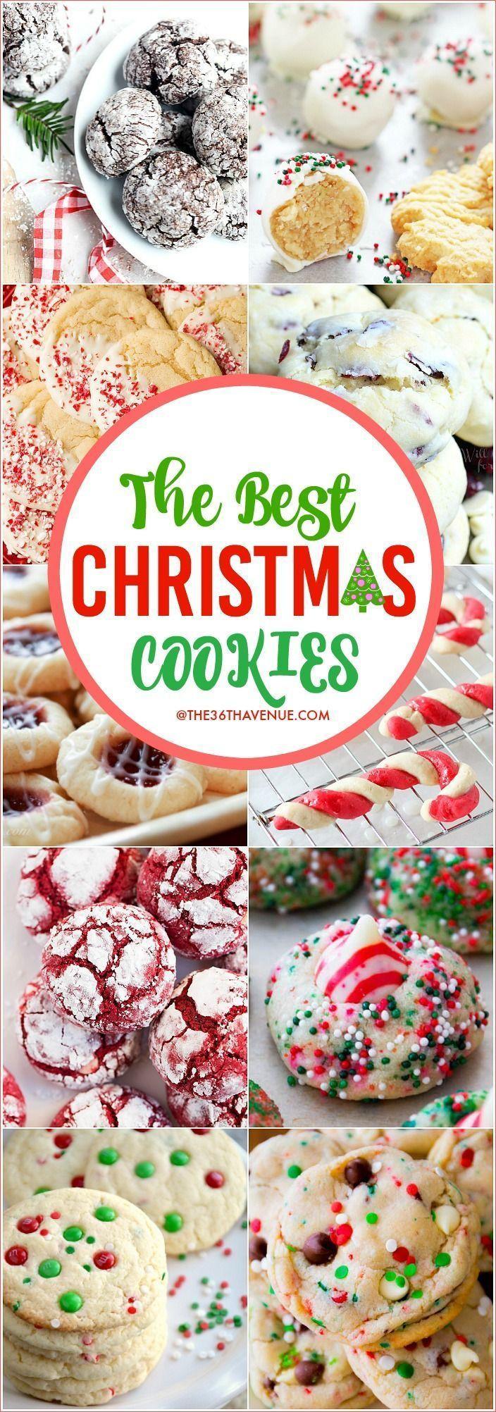 Good Christmas Cookies  1752 best Good Food Holidays images on Pinterest