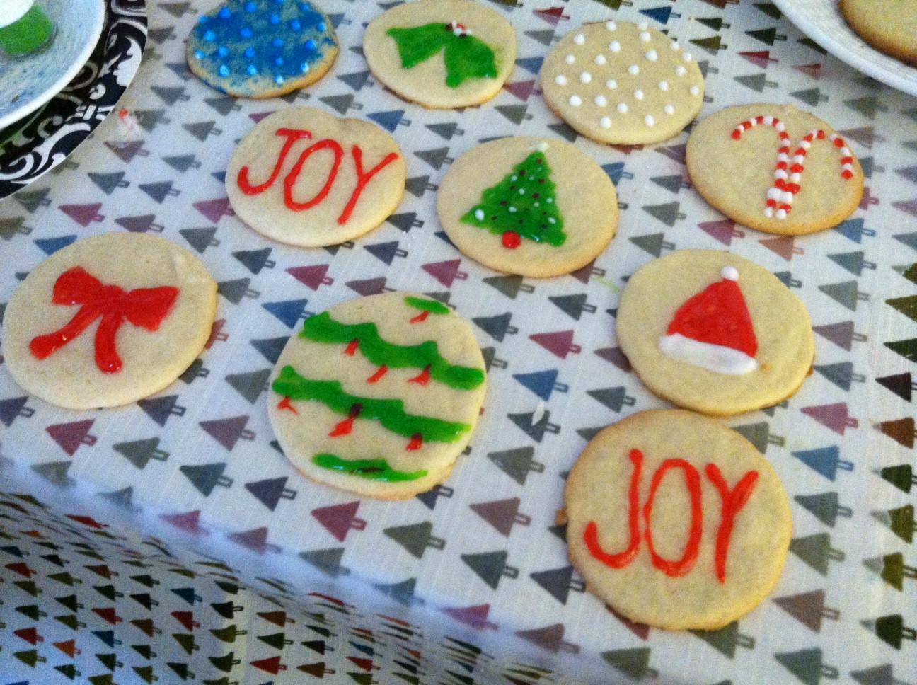 Good Christmas Cookies  Good Morning Sweetums Fun Christmas Cookies