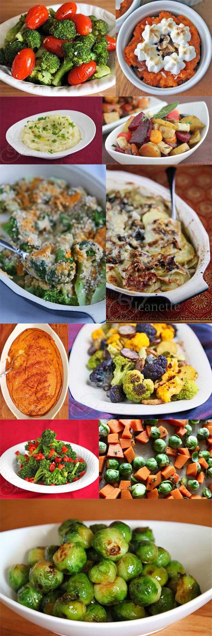 Good Christmas Side Dishes  40 best images about Great Sides and Ac paniments on