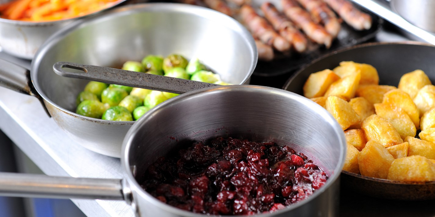 Good Christmas Side Dishes  Christmas Side Dish Recipes Great British Chefs