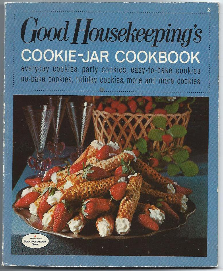 Good Housekeeping Christmas Cookies  Good Housekeeping s Cookie Jar Cookbook Vintage Christmas