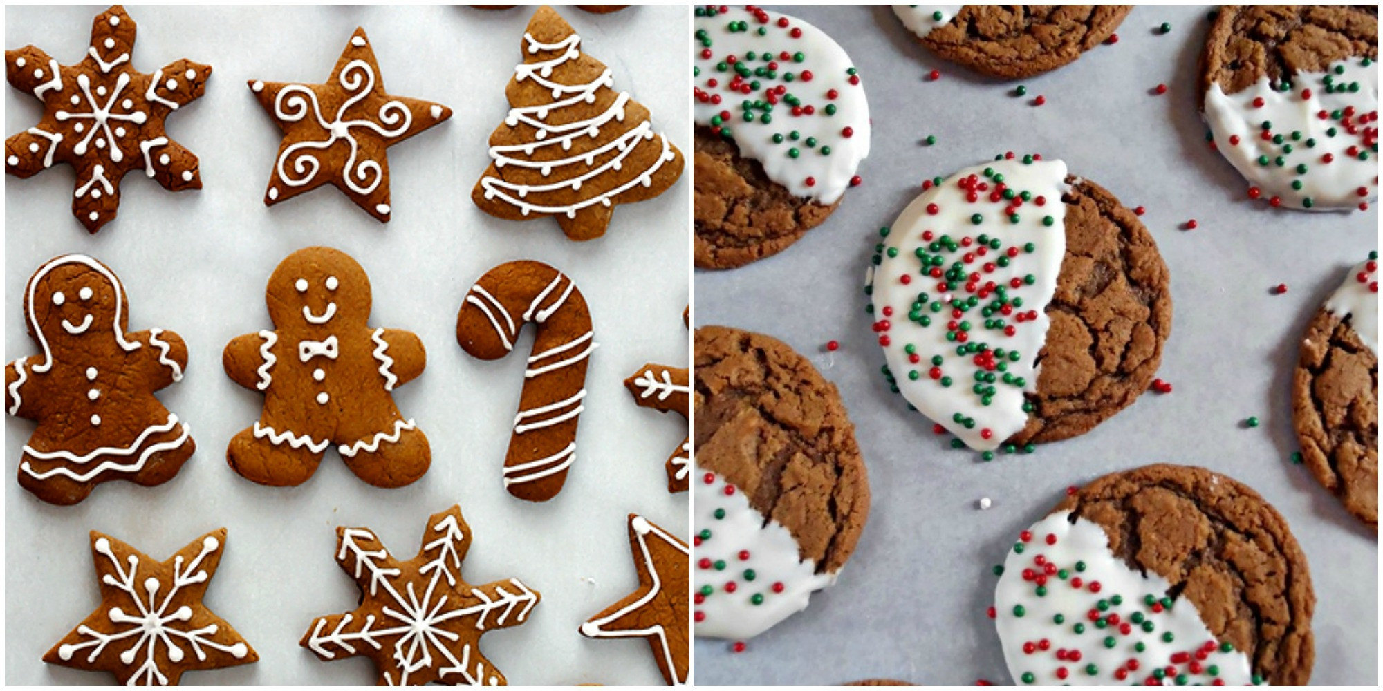 Good Housekeeping Christmas Cookies  24 Easy Gingerbread Cookie Recipes How to Make Homemade