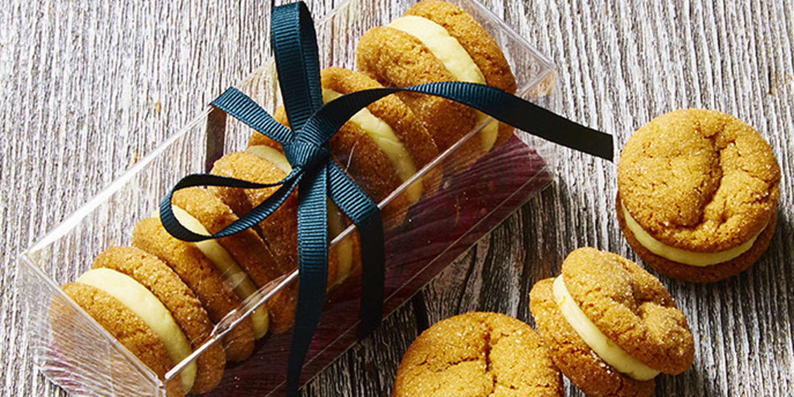Good Housekeeping Christmas Cookies  How To Make Ginger and Cream Sandwich Cookies Best