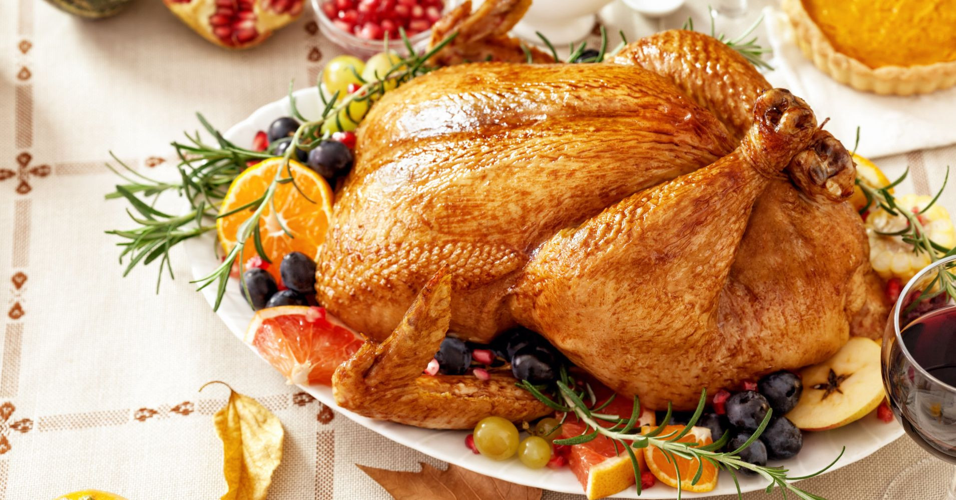 Gracias The Thanksgiving Turkey  The All Too mon Mistakes People Make With Thanksgiving