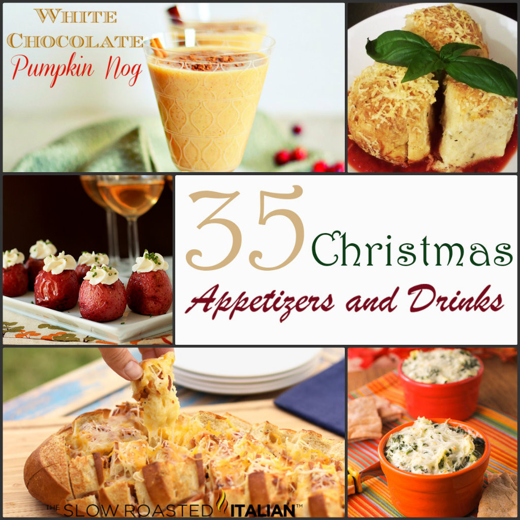 Great Appetizers For Christmas Party  MOMMY S SWEET CONFESSIONS 35 Christmas Party Appetizers