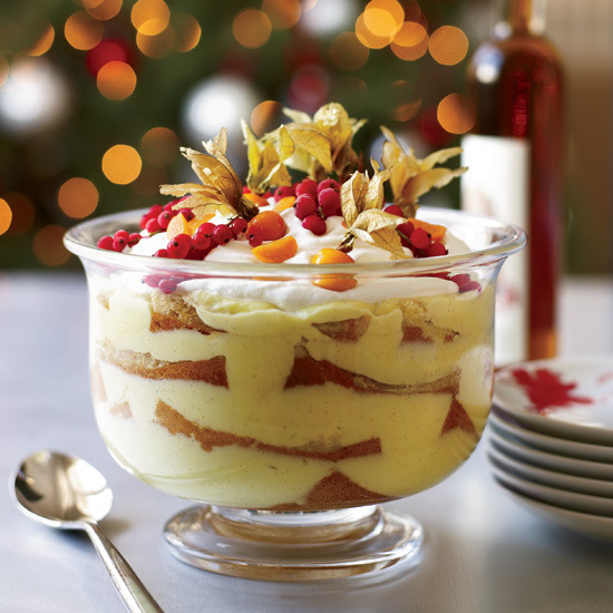 Great Christmas Desserts  Top Holiday Desserts