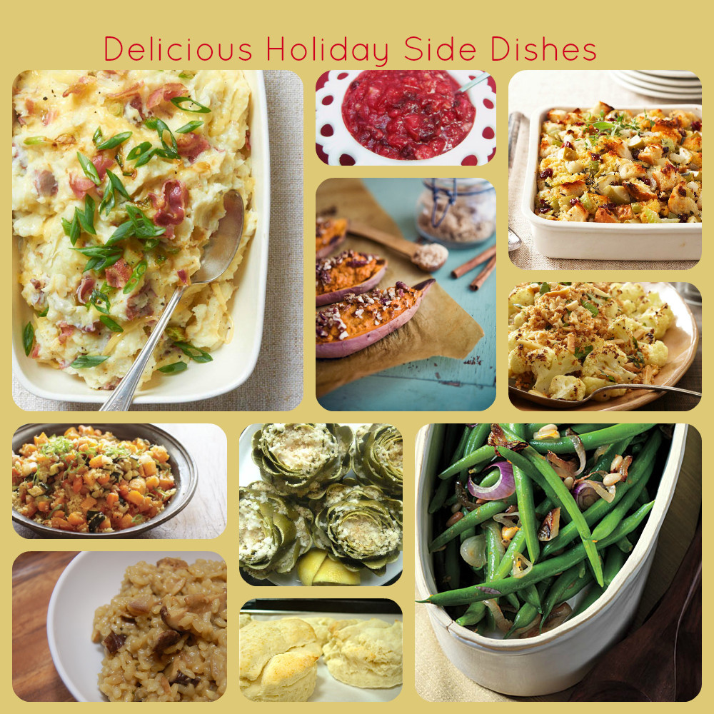Great Christmas Side Dishes  Top 10 Delicious Holiday Side Dishes Perfect For Your