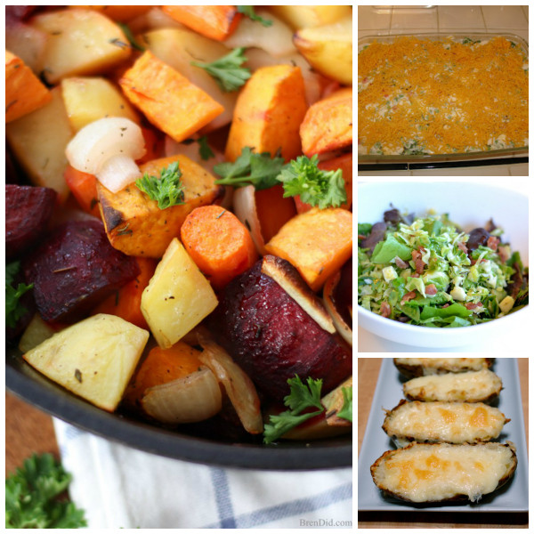 Great Christmas Side Dishes  The Best Holiday Side Dishes Retro Housewife Goes Green