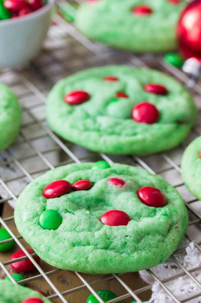 Grinch Christmas Cookies  Grinch Cookies