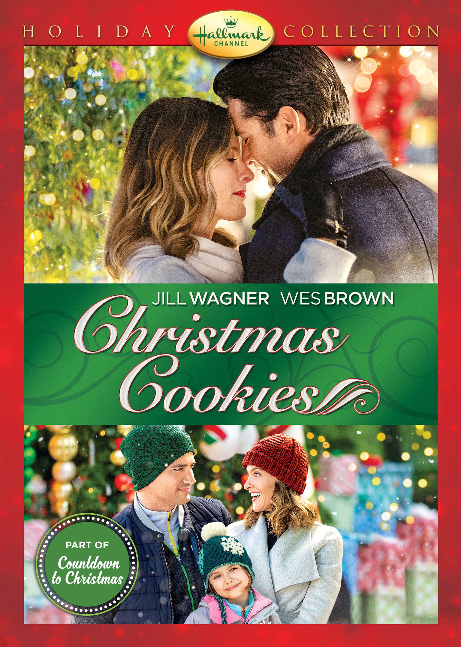 Hallmark Movie Christmas Cookies  Christmas Cookies Hallmark Cinedigm Entertainment