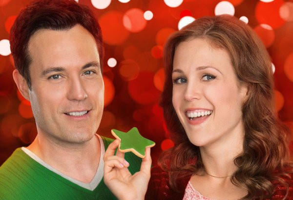 Hallmark Movie Christmas Cookies  About A Cookie Cutter Christmas
