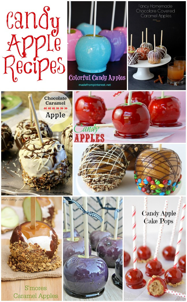 Halloween Apple Recipes  Halloween Fun For The Entire Family