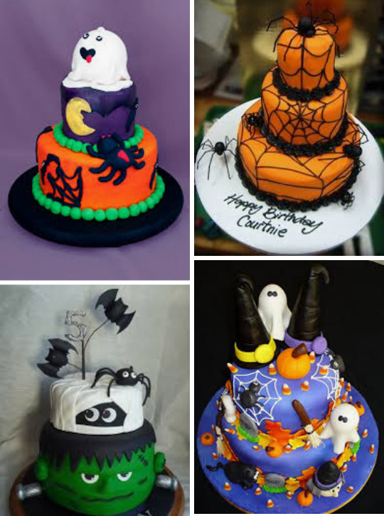 Halloween Birthday Cakes For Kids  What are some ideas of Halloween birthday cakes for kids