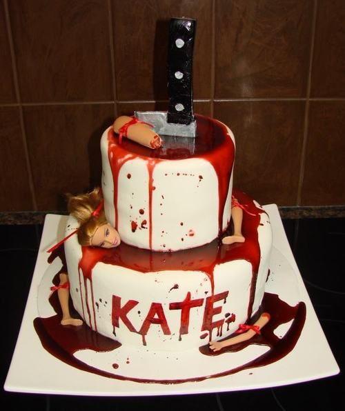 Halloween Cakes At Walmart  Best 25 Dexter cake ideas on Pinterest