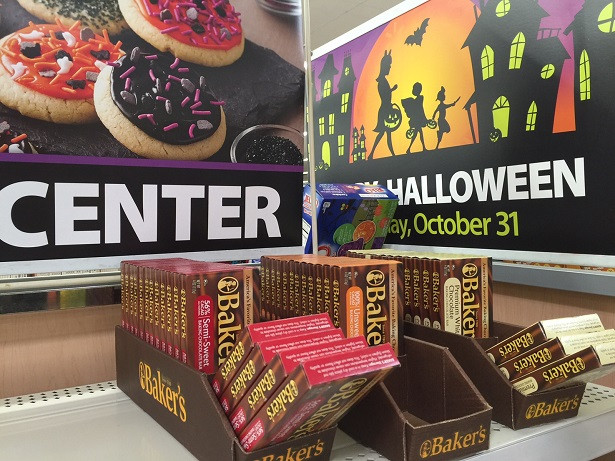 Halloween Cakes At Walmart  Chocolate Chip & Coconut Halloween Ghost Cake and Free