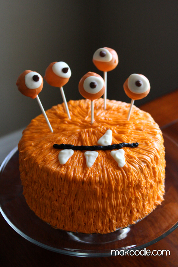 Halloween Cakes Decorations Ideas  30 Spooky Halloween Cakes Recipes for Easy Halloween