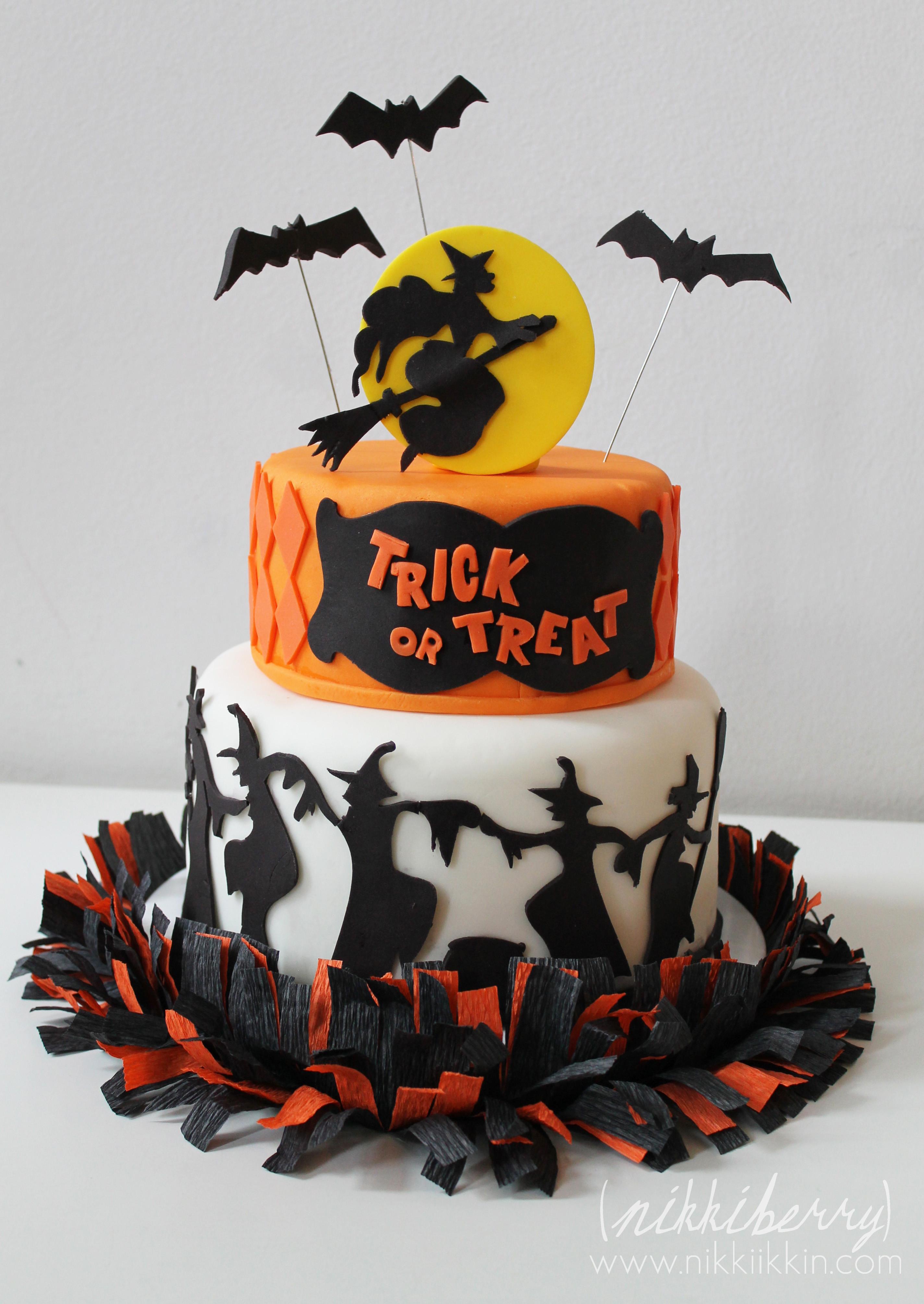 Halloween Cakes Decorations Ideas  Halloween Cakes – Decoration Ideas