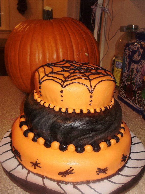 Halloween Cakes Decorations Ideas  Halloween Creative Cake Decorating Ideas family holiday