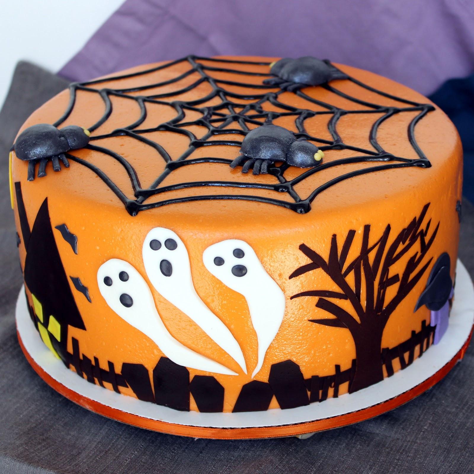 Halloween Cakes Images  Leelabean Cakes A Frankenstorm Halloween