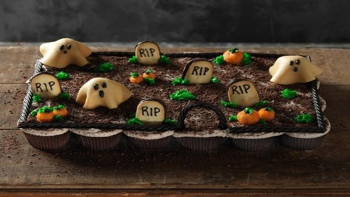 Halloween Cakes Recipes With Pictures  30 Halloween Cake Recipes Recipes