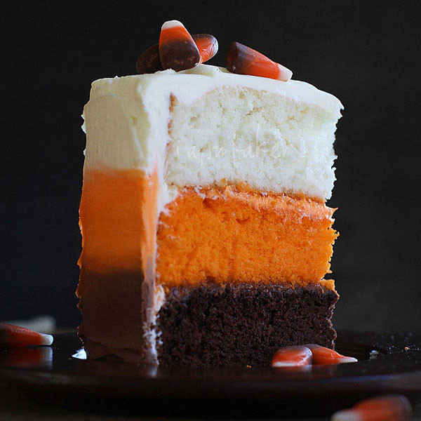 Halloween Cakes Recipes With Pictures  22 Easy Halloween Cakes Recipes and Ideas for Decorating